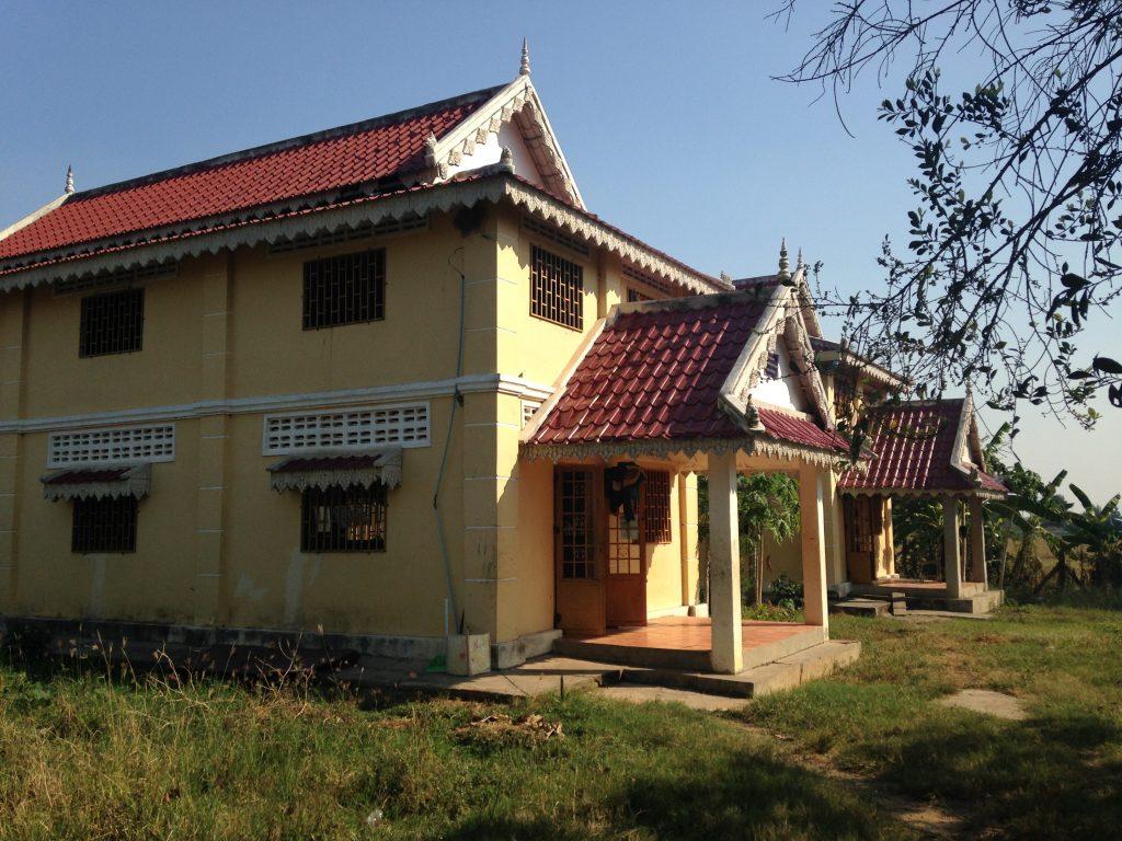 ノリア孤児院 ピセイの家