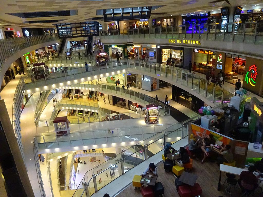 Nu Central shopping Center